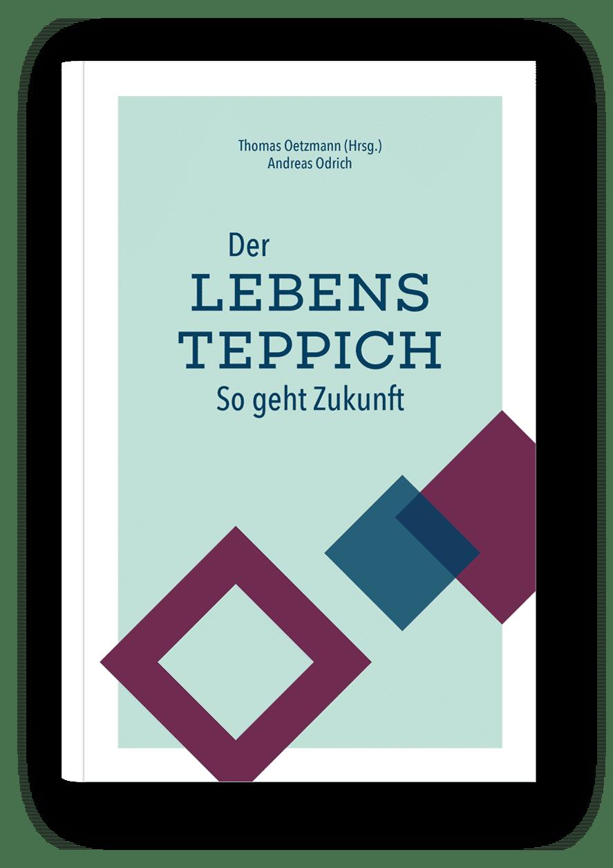 Buchcover - Der Lebensteppich